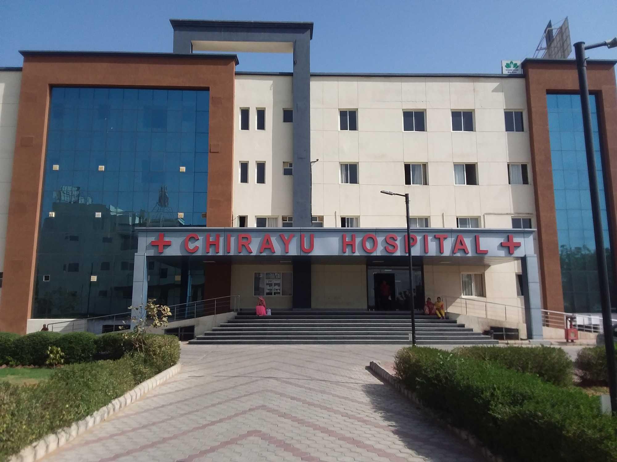 Chirayu Hospital